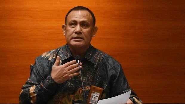 OTT di Sultra, Ketua KPK ; Mohon Bersabar Berikan Kami Waktu Bekerja Sesuai Dengan Hukum